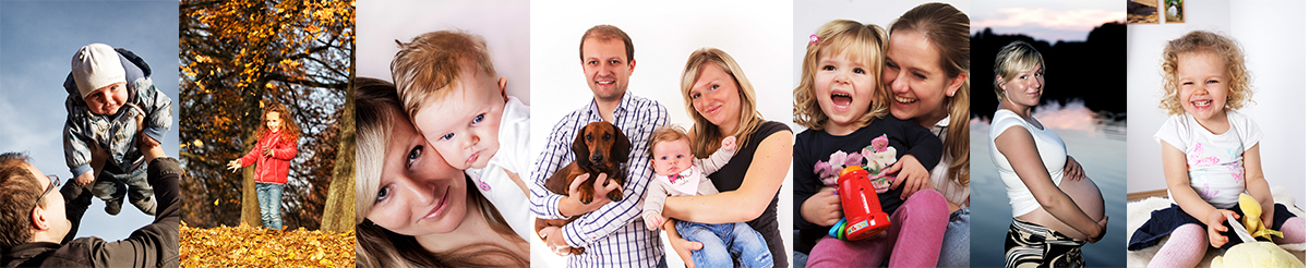 Rodinné fotografie