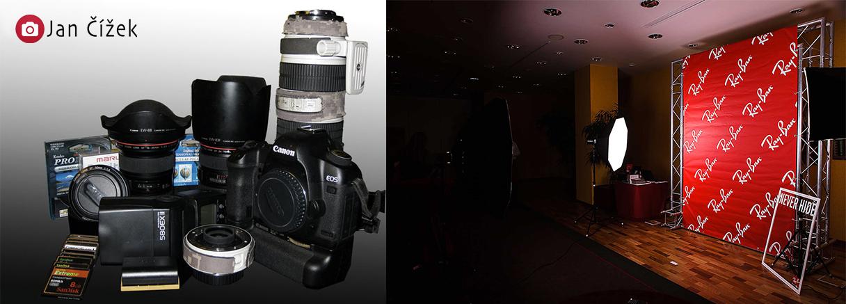 Moje fototechnika